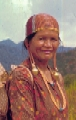 Kelabit lady